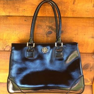 Authentic Tory Burch East-West Tote